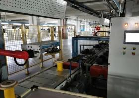 割草机自动生产线