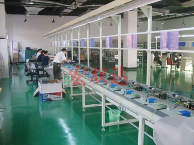 重庆电子皮带线