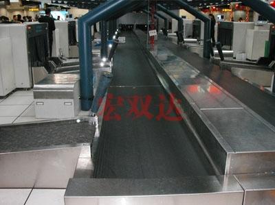 机场行李分捡线
