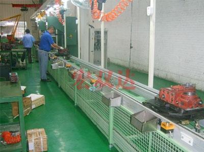 綦江齿轮生产线
