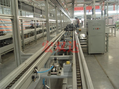 北京汽车生产线