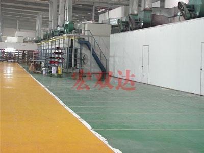 北京涂装悬挂线