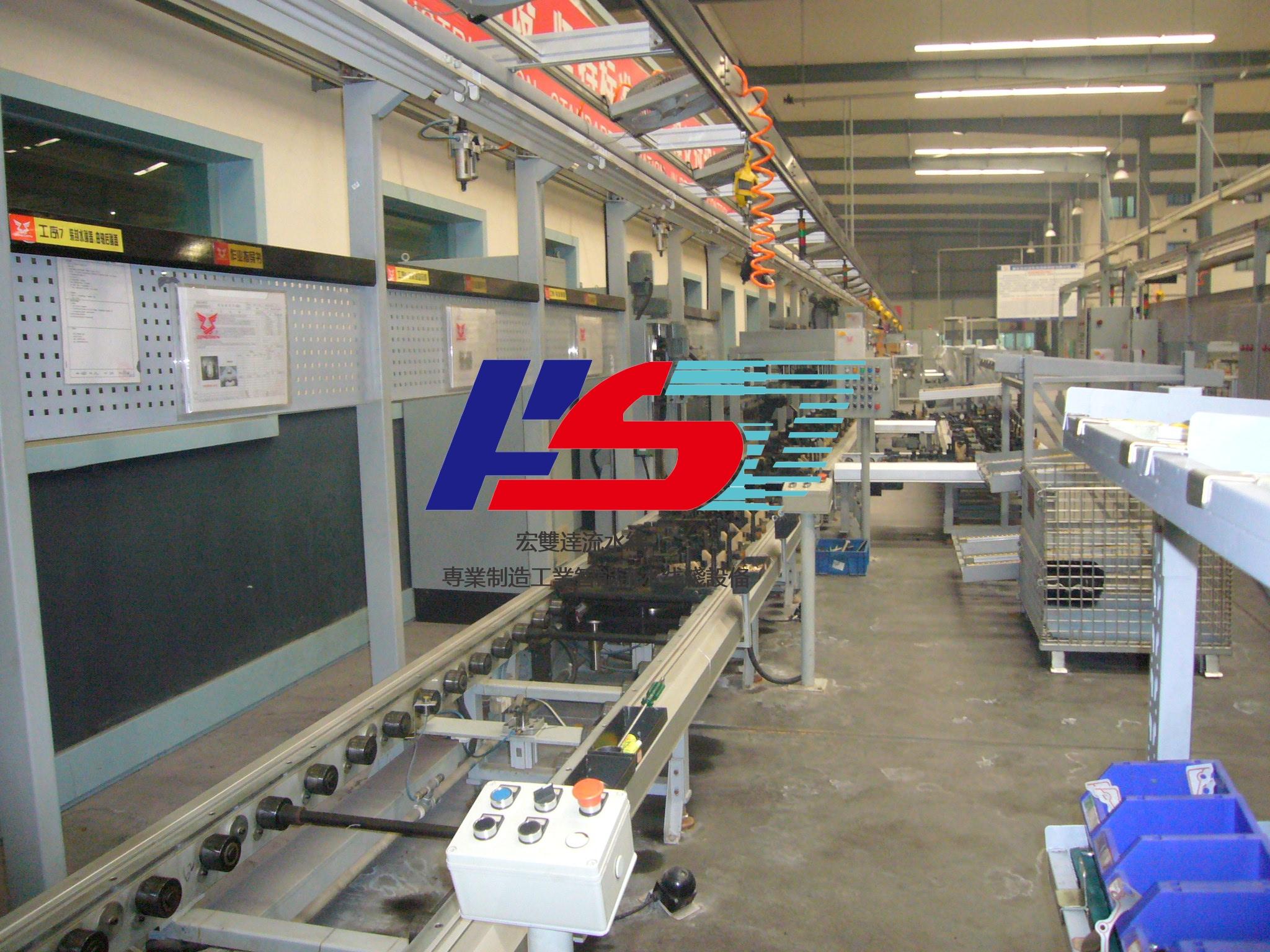 自动化装配线生产厂家