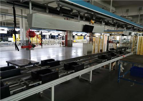 北京割草机自动生产线